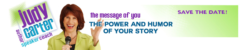 The Message of You: The Power & Humor of Your Story